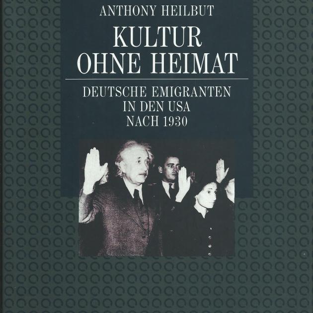 Anthony Heilbut: Kultur ohne Heimat