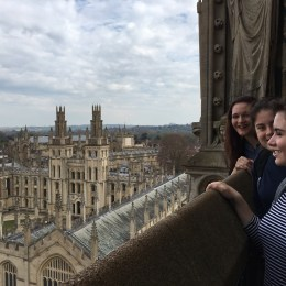 """""""Not all Those who wander are lost. . ."""" An Inside Look at EU Study Abroad Programs"""