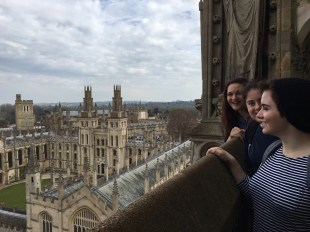 """Not all Those who wander are lost. . ."" An Inside Look at EU Study Abroad Programs"