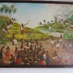 Mekatili addressing a baraza