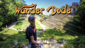 Titelbild zu den Shownotes von Palenque