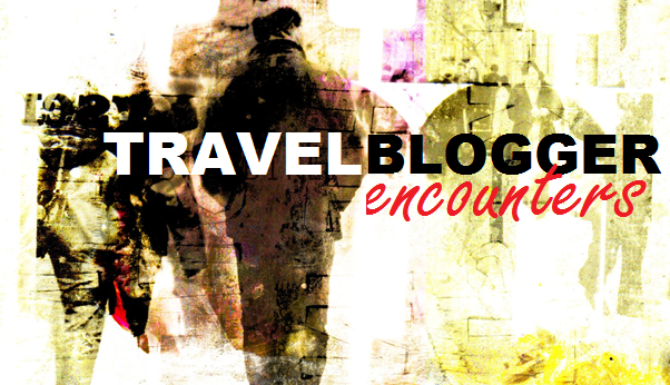 travel blogger encounters