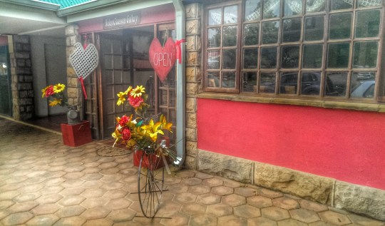 Clarens, South Africa, Gallery, art
