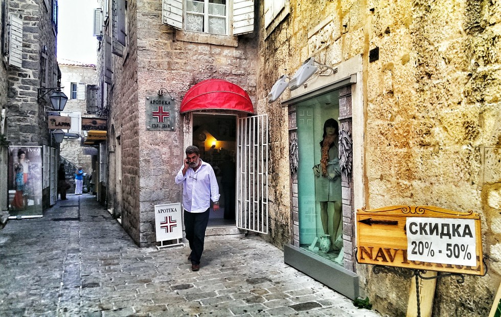 Budva Old Town, Montenegro, what to do in Budva