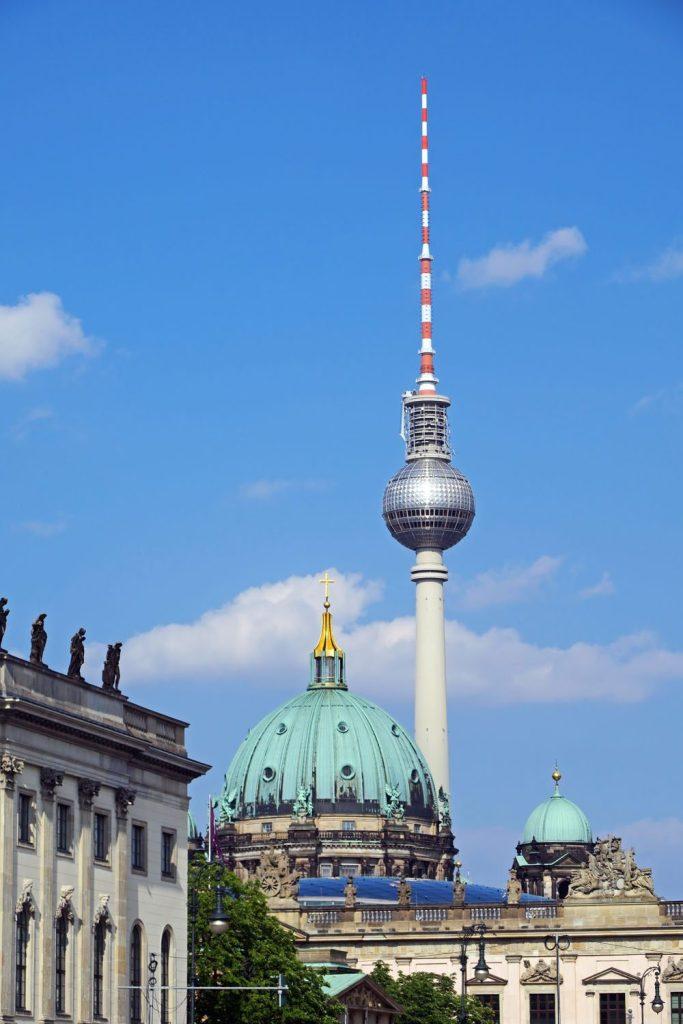 Berlin Fernsehturm TV Tower