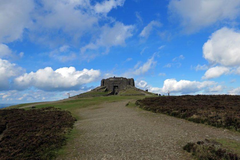 Moel Famau - North Wales