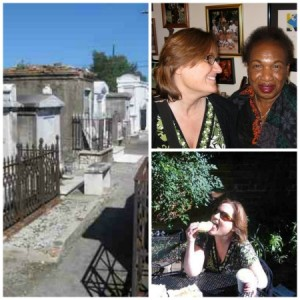 Writing Fiction in New Orleans