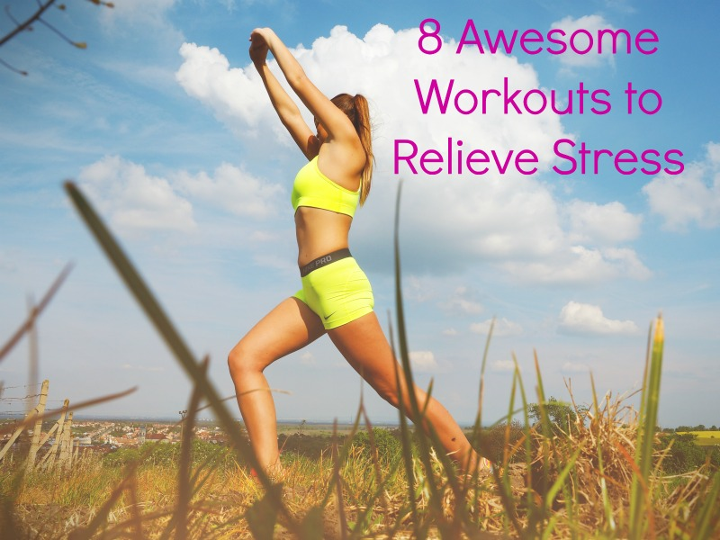 Try This Quick Exercise To Relieve Your Stress Fast