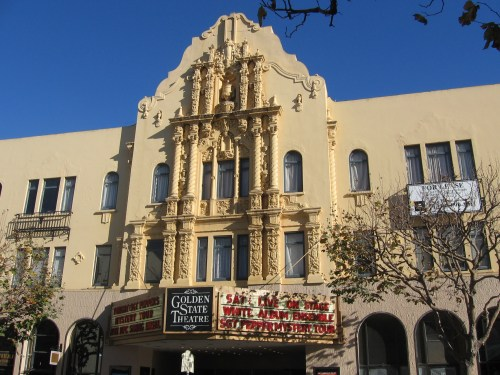 the golden state theater in monterey