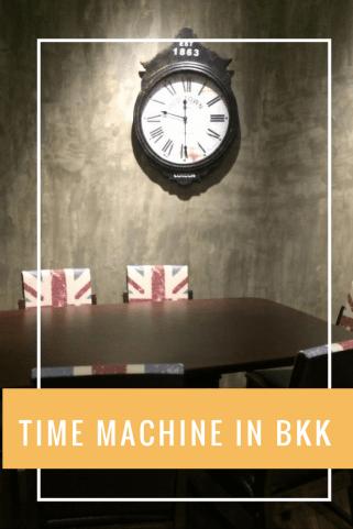 travel through time in bangkok