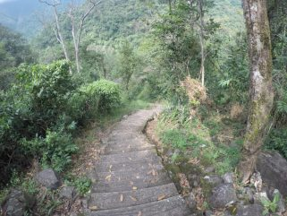 More than 3000 steps to Nongriat