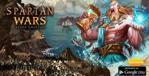 Войны Спарты – Империя Чести игра для андроид