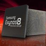 Samsung презентовала свои самый мощный процессор Exynos 8