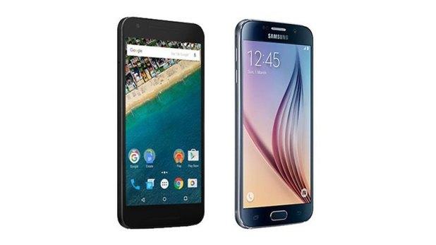 kupit' Samsung Galaxy S6 vmesto Nexus 5X