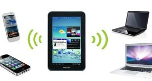 Kak podkljuchit' smartfon kak modem?