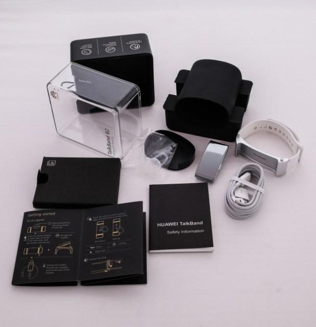Huawei - TalkBand B2
