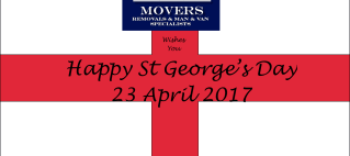 wandwmovers happy st george's day