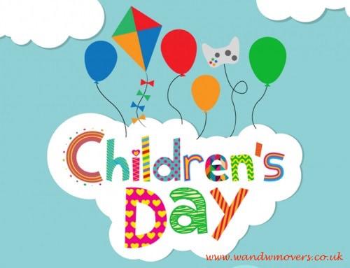 happy children's day wandwmovers