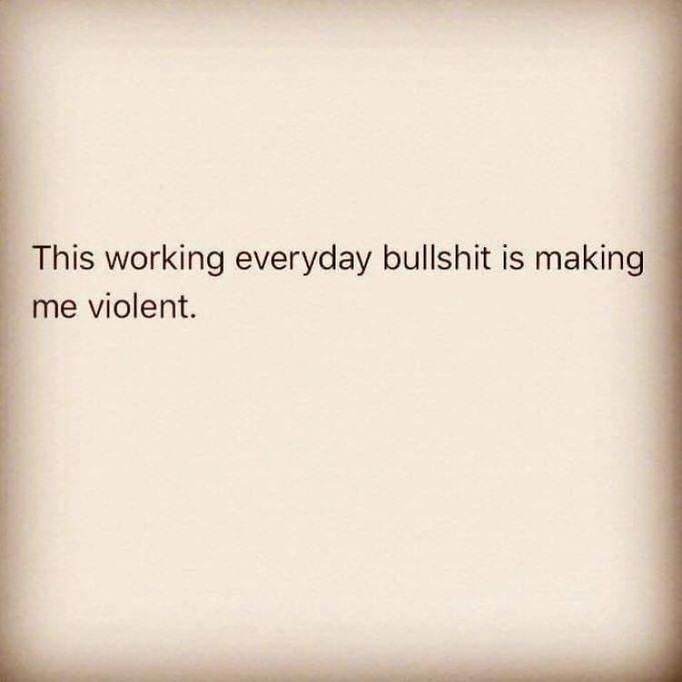 working-shit