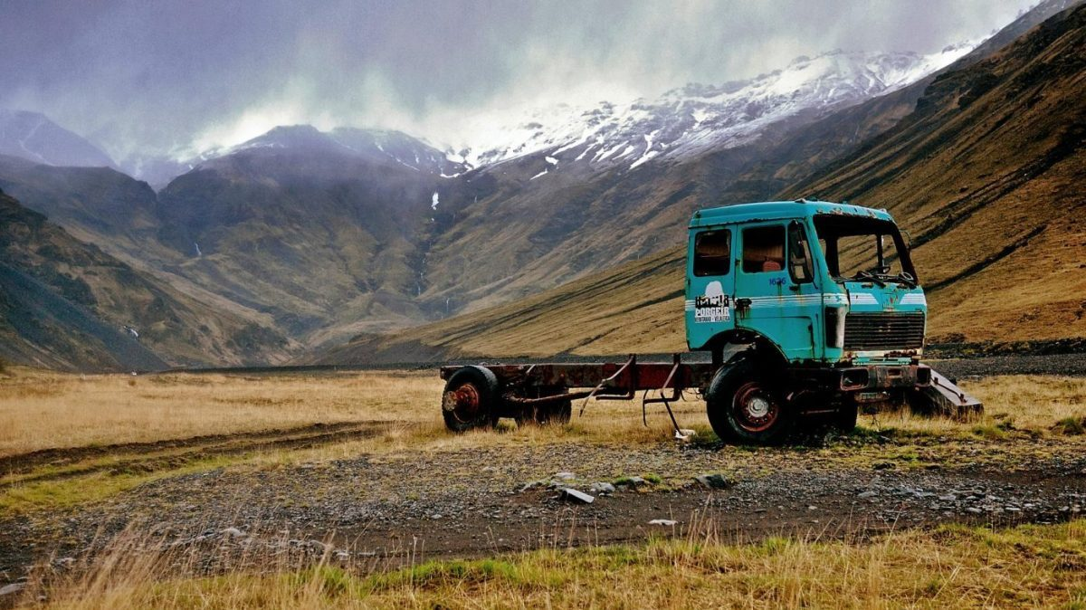 How to Circumnavigate Iceland Without Getting Terribly Lost
