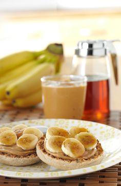 muffin bananan