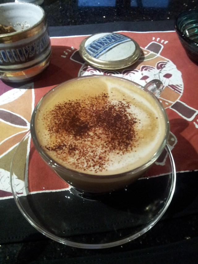 Ending your Meal with a Perfect Home Made Cappuccino