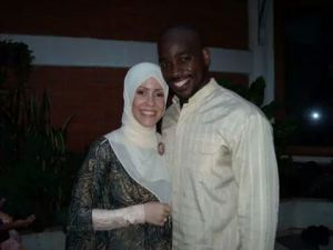 Married for 21 years but then  he went  to Heaven to be with Our Merciful Rabb and His blessed Angels