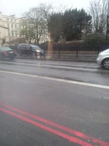 Rainy Rainy London