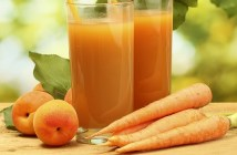 carrot-peach-juice