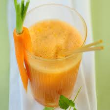 Carrot Skin Smoothie