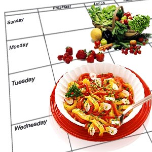 Simple fat loss diet meal plan photo 4