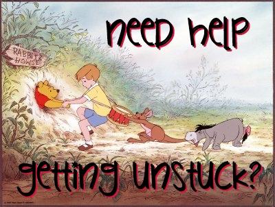 getting-unstuck