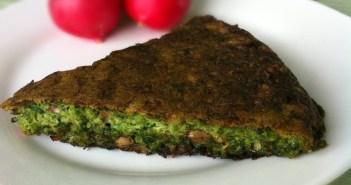 Kukuye Sabzi Iranian Herbed Omelet