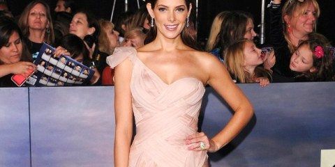 "Ashley Greene at the premiere of ""The Twilight Saga: Breaking Dawn - Part 2"""