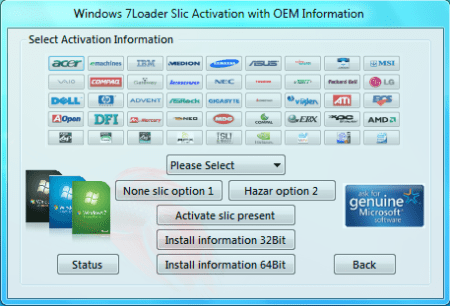 activator windows 7 loader by daz