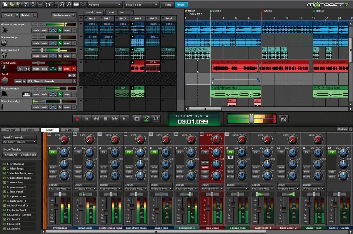 Crack Acoustica Mixcraft 7