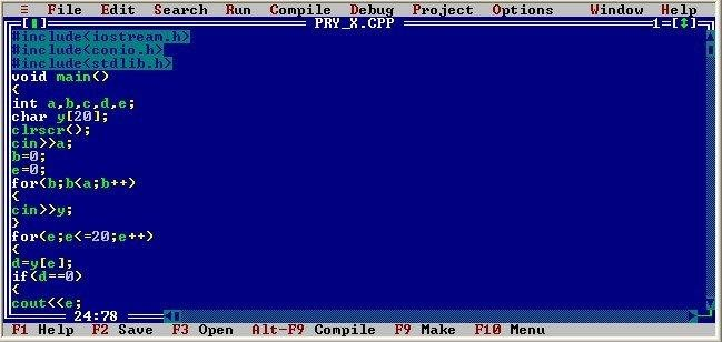 1. How to install Turbo C