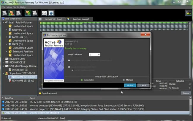 partition recovery software free download full version