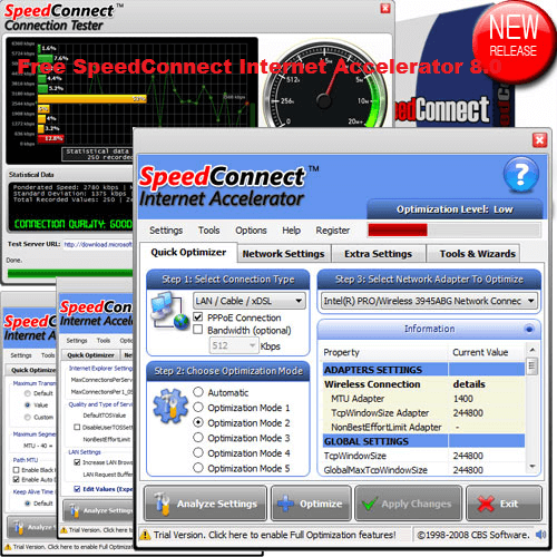 Speedconnect Internet Accelerator Registration Code