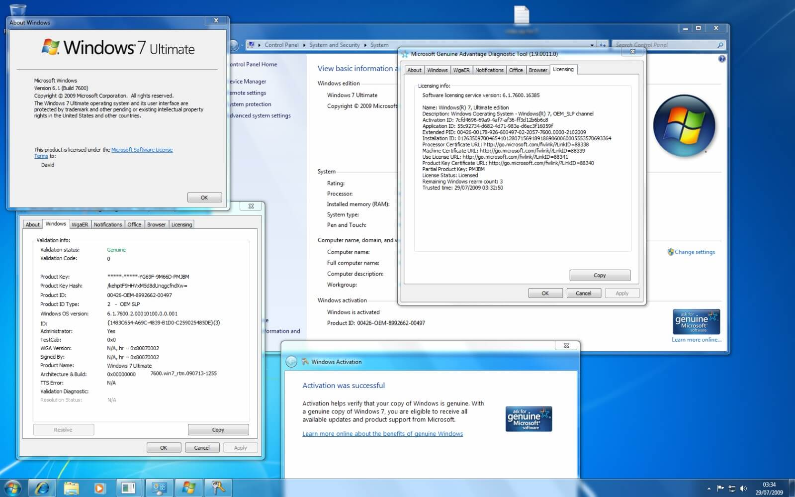 Windows 7 Activation Crack