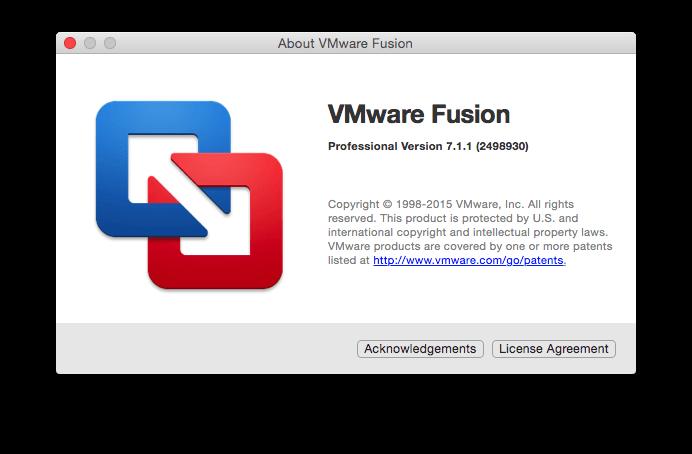 vmware fusion 4 serial number mac