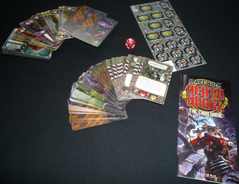 Review: Space Hulk  Death Angel, The CardGame (6/6)