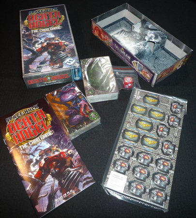 Review: Space Hulk – Death Angel, The Card Game (5/6)