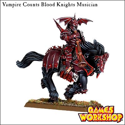 Blood Knights Musician