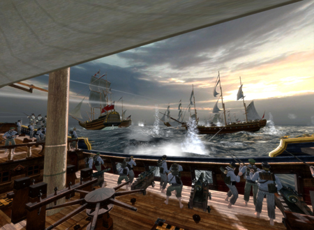 Empire Total War Deck View