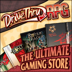 WargameVault.com/DriveThruRPG.com Affiliate Banner