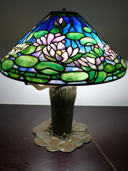 Medium Of Stained Glass Lamps