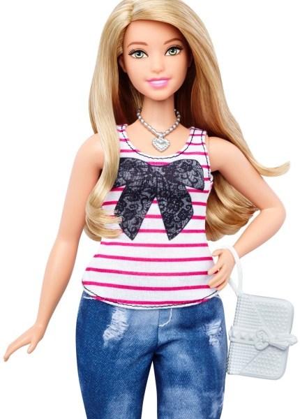 Barbie darf endlich normal essen