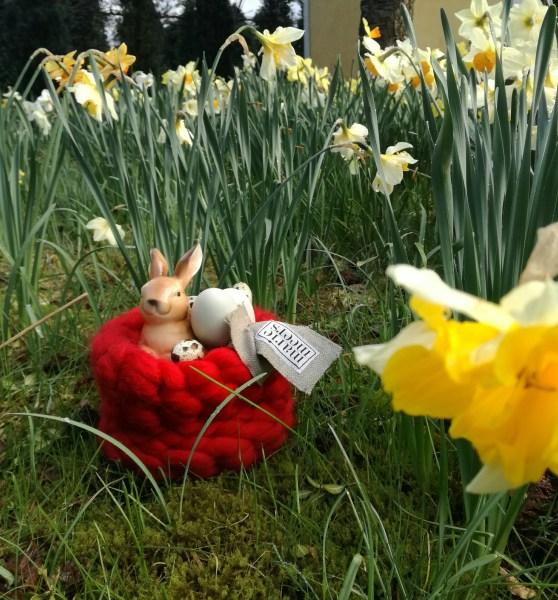 Frohe Ostern euch allen – aber bitte ohne Salmonellen und giftige Farben!