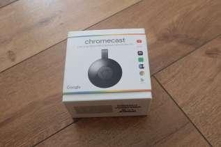 Test avis google chromecast 2